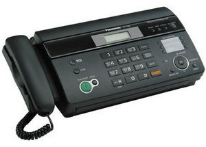 Факс Panasonic KX-FT988RU